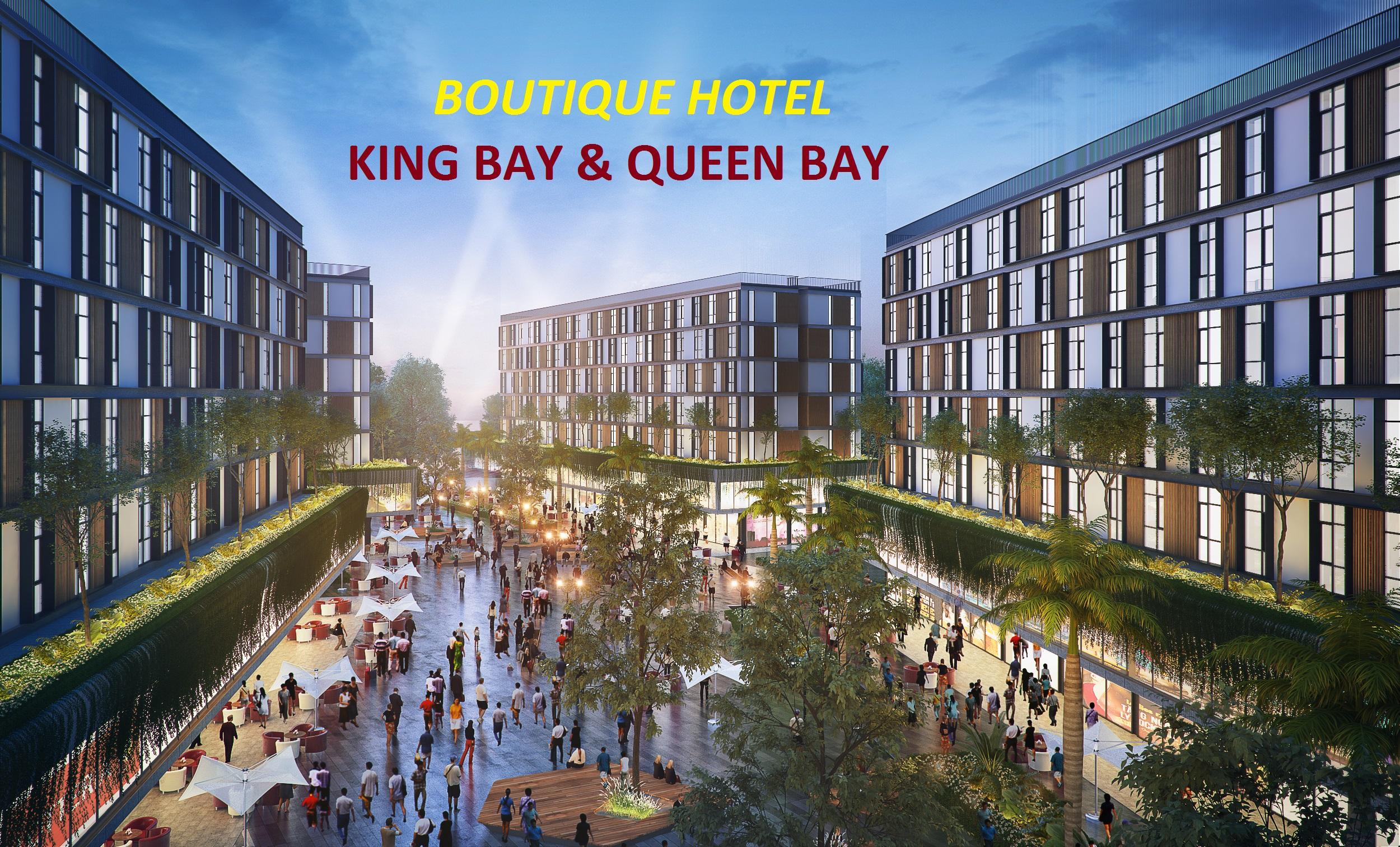 Cocobay đà nẵng Boutique Hotel hai Tòa Kinh Bay và Queen Bay
