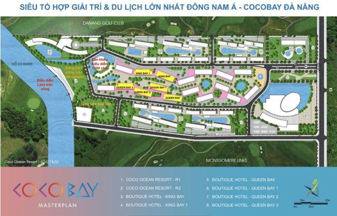 Tổ hợp du lịch và giải trí lớn nhất Đông Nam Á cocobay đà nẵng