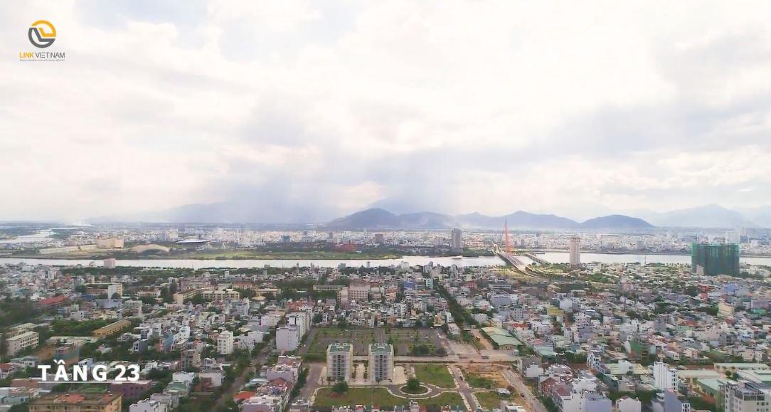 View Căn Ngắm Toàn cảnh thành phố