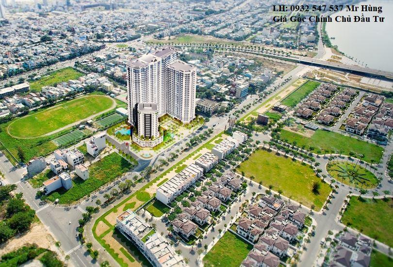 Cảnh quang quanh khu vực căn hộ monarchy đà nẵng