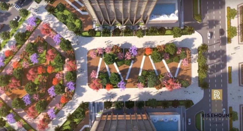 Công viên hoa anh đào nhật bản Sakura