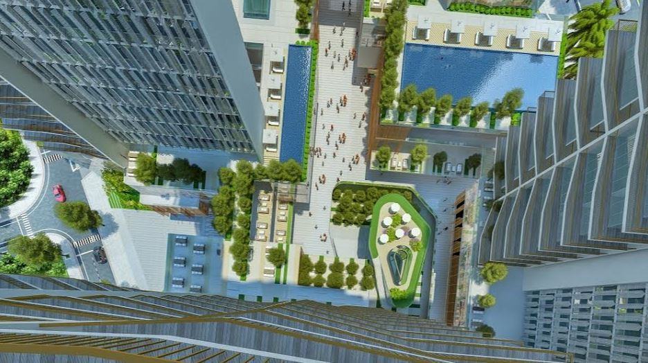 Tiện ích nội khu dự án wyndham soleil đà nẵng