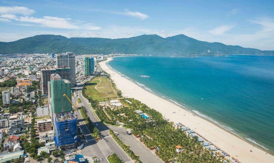 View Bán Đảo Sơn Trà Chùa Linh Ứng