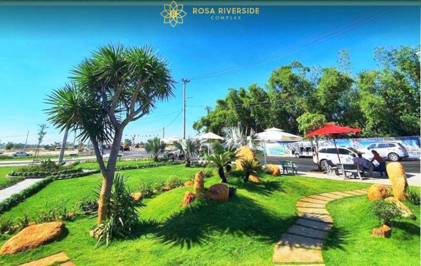 Khu Công Viên Khu Đô Thị Rosa Riverside Complex Quãng Nam