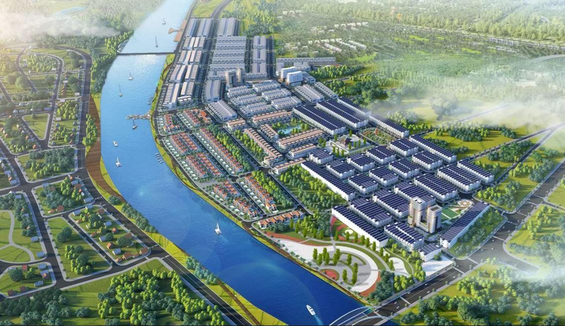 Khu Đô Thị Rosa Riverside Complex Quãng Nam