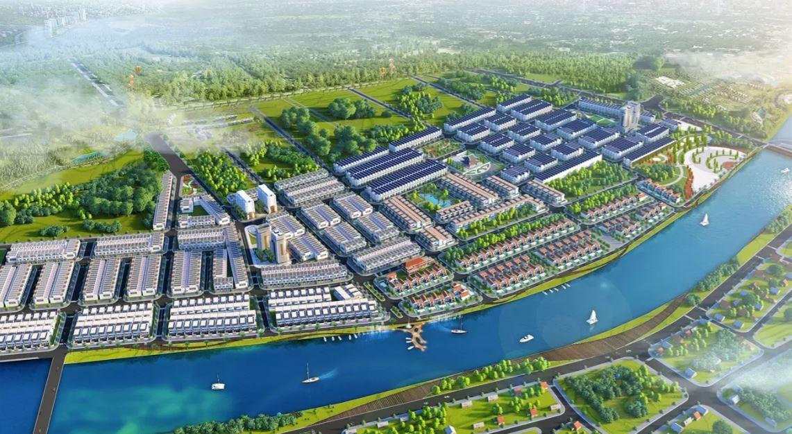 Khu Độ Thị Rosa Riverside Complex Quảng Nam