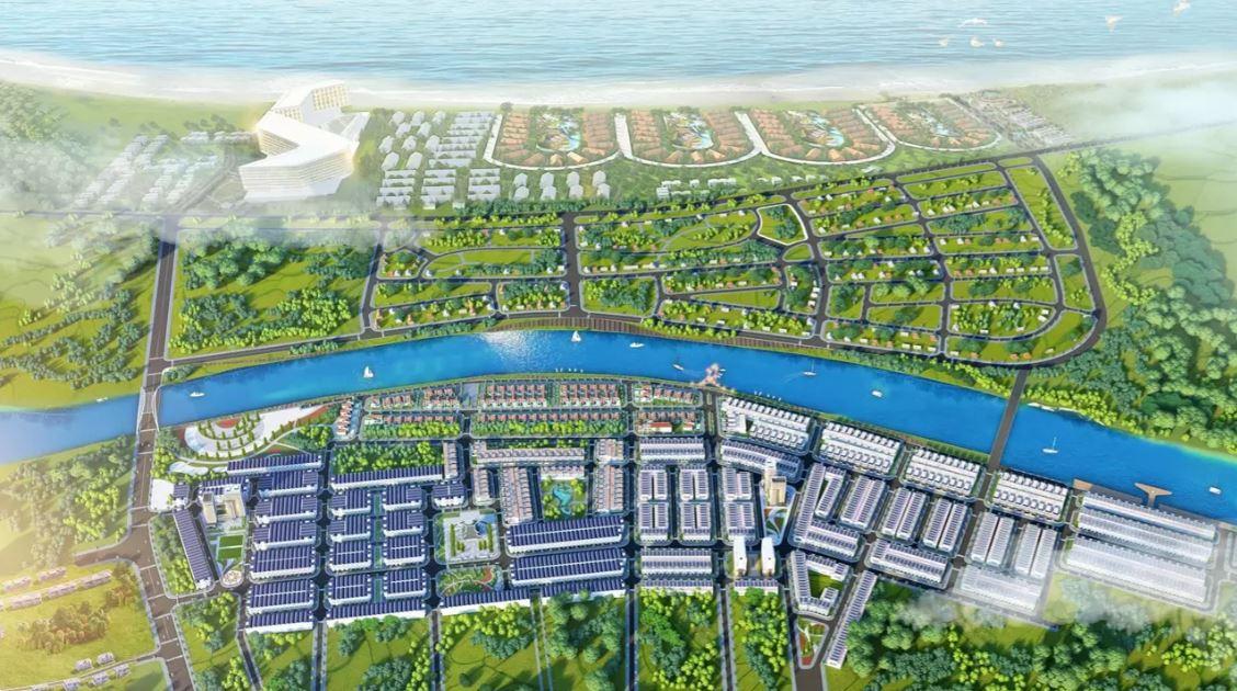Dự Án Đất Nền Rosa Riverside Complex Đà Nẵng Hội An