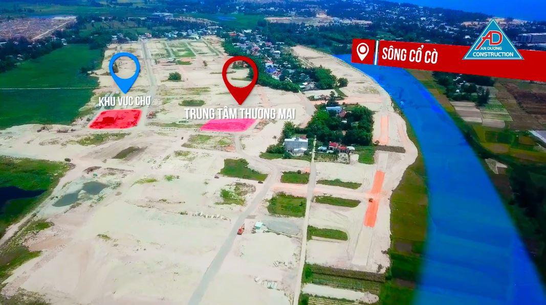 Sông Cổ Cò Khu Đô Thị Rosa Riverside Complex Đà Nẵng Hội An