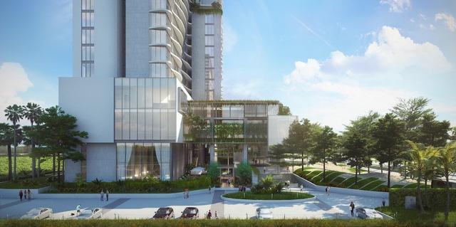 """Coco Ocean-Spa Resort - tòa condotel """"có một không hai"""" tại Việt Nam với hướng đi khác biệt: Wellness Condotel."""