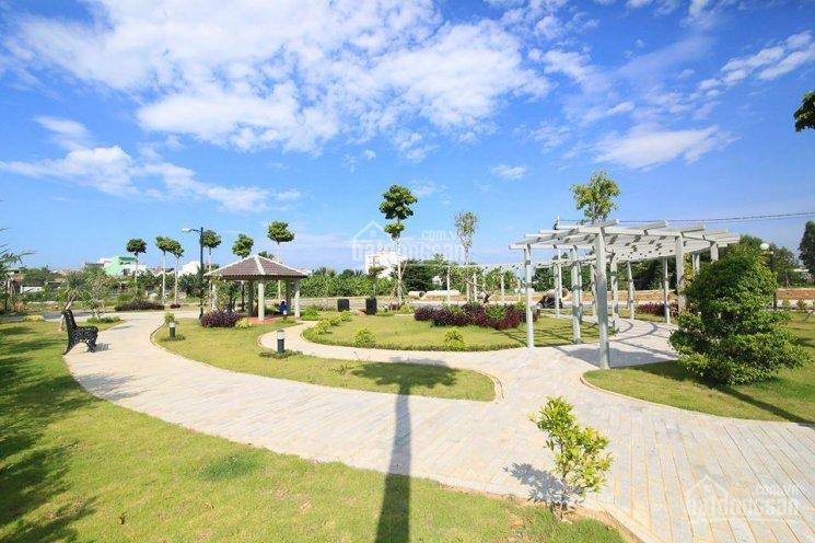 Công viên cây xanh trong khu đô thị dragon smart city