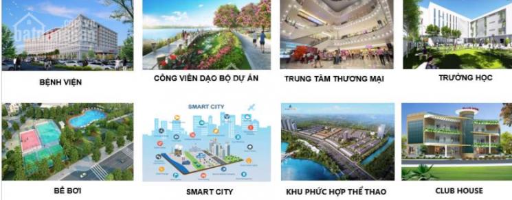 Tiện ích trong khu đô thị Dragon Smart City