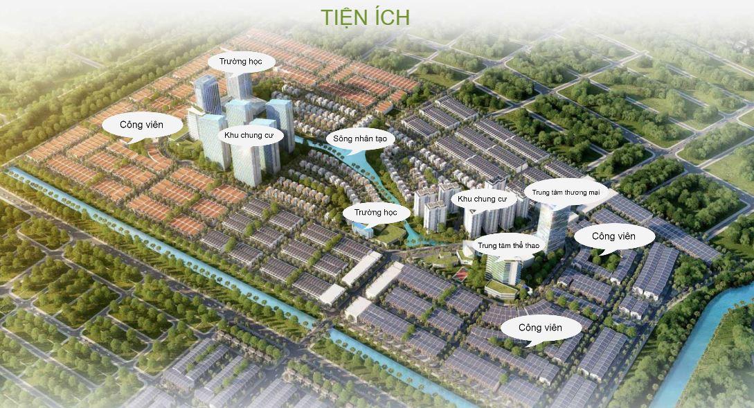 Tổng quan dự án Dragon Smart City Quận Liên Chiểu Đà nẵng