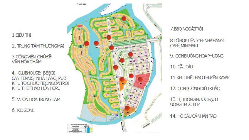 Tiện tích dự án FLC Eco Charm Đà nẵng