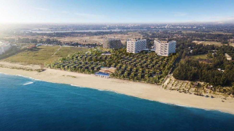Căn hộ Shantira Beach Resort & Spa Hội An