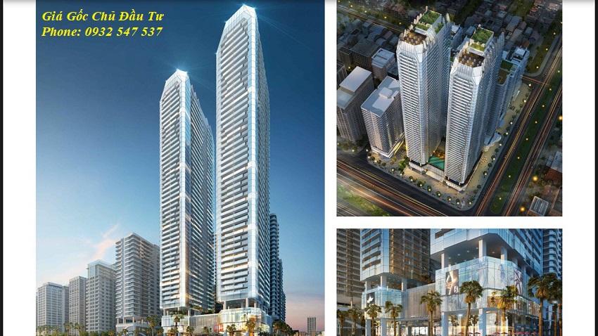 Khách Sạn Condotel Twin Towers Đà Nẵng