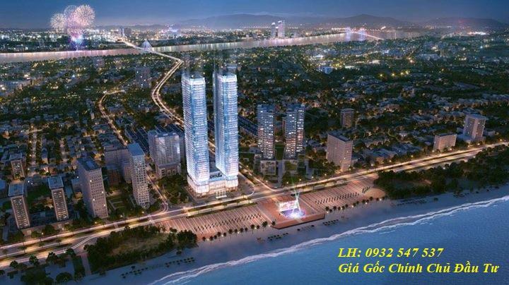 Dự Án Twin Towers Đà nẵng