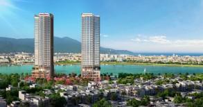 Căn hộ Risemount Apartment Đà Nẵng View Sông Hàn Quận Hải Châu Thành phố Đà Nẵng